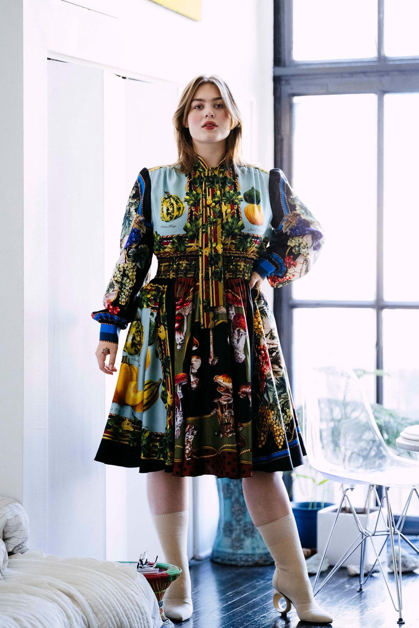 Dolce & Gabbana and Donatella Versace talk plus-size fashion