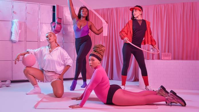 Pantys launches absorbent fitness collection